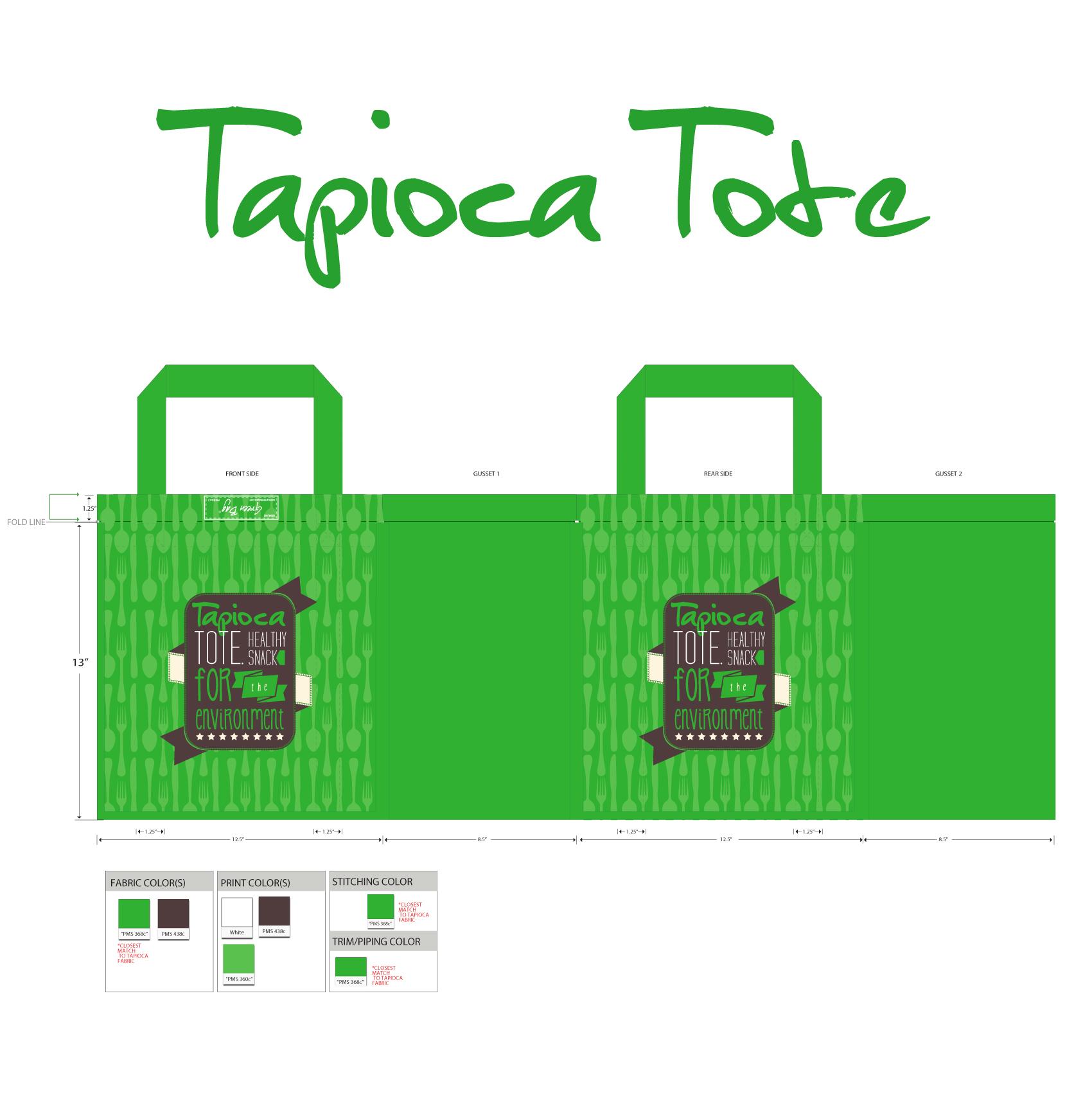 Tapioca Tote-01