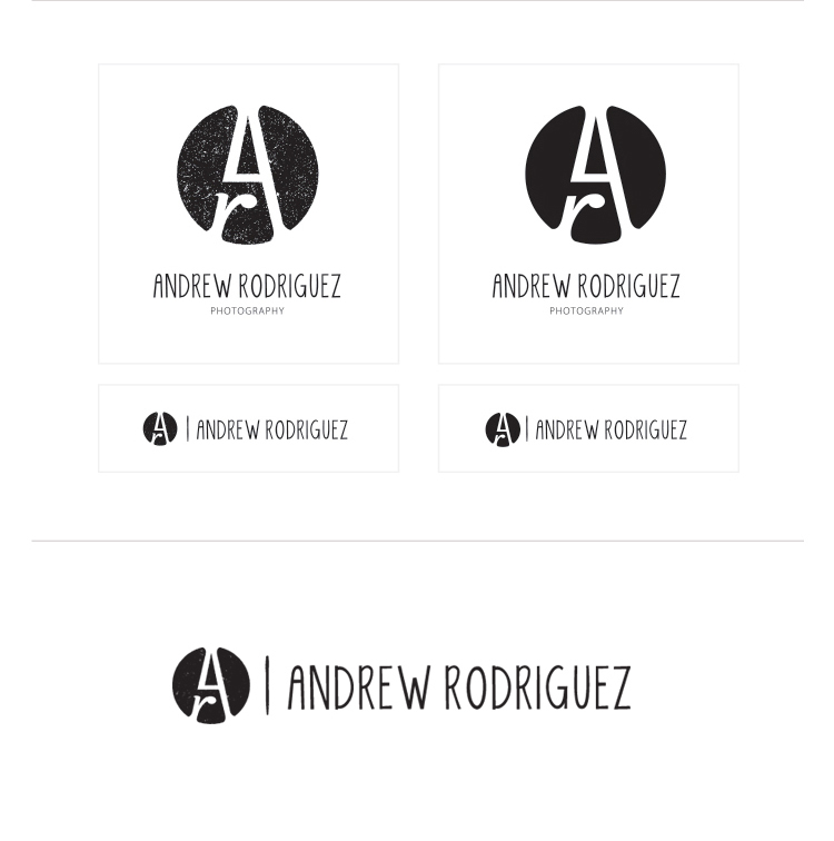 Nye Lyn Tho : Andrew-Rodriguez - Logo Design